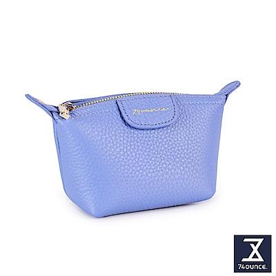 74盎司 Tender Lady 真皮造型零錢包[LN-697]粉藍