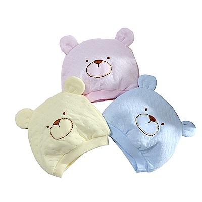厚款保暖初生嬰兒帽 b0132 魔法Baby