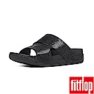 FitFlop BANDO厚底涼鞋黑色