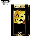 岡本002-HYDRO 水感勁薄保險套(6入裝)x3盒