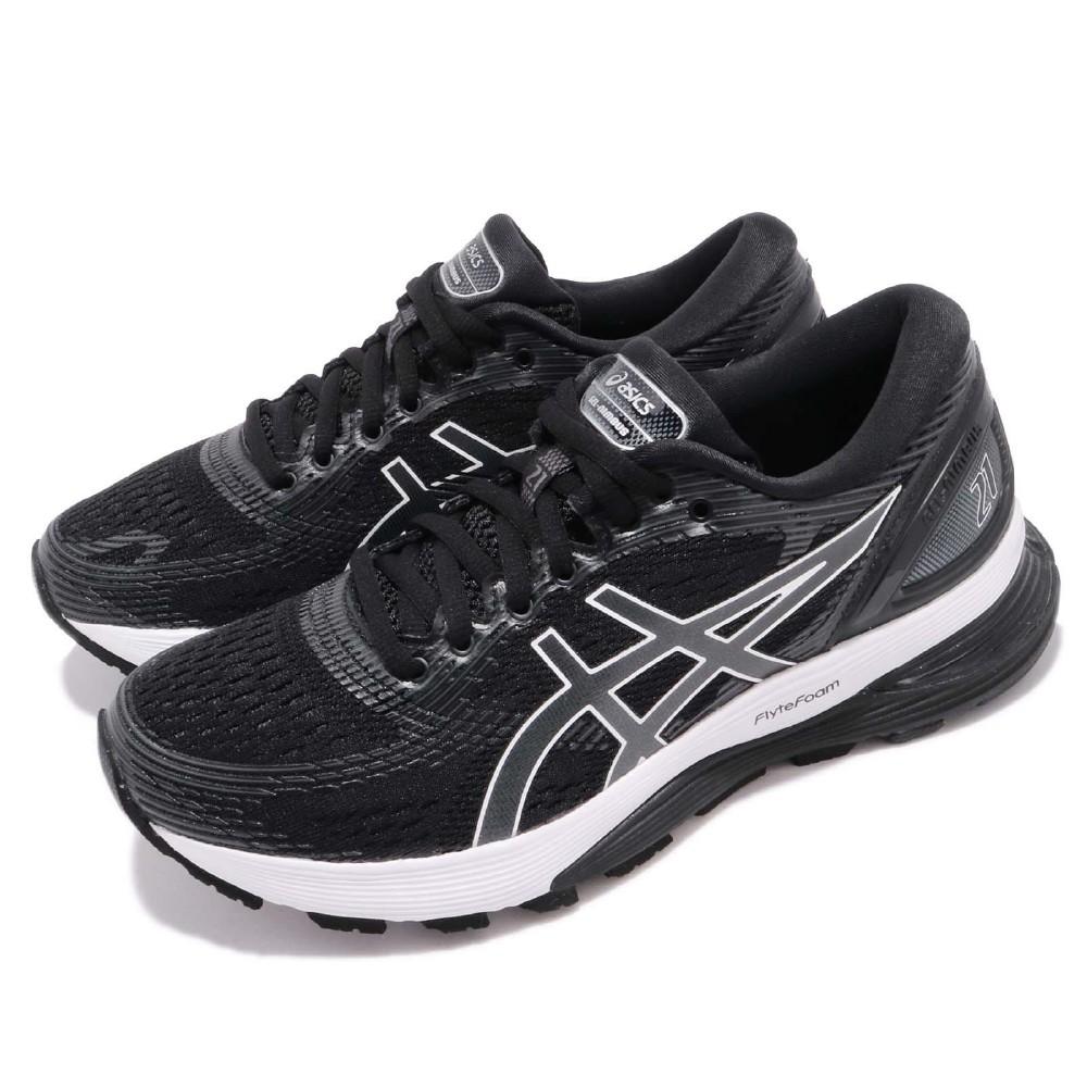 Asics 慢跑鞋 Gel Nimbus 21 運動 女鞋