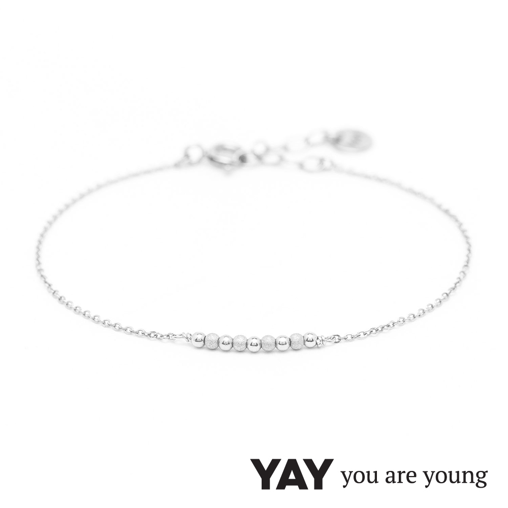 YAY You Are Young 法國品牌 Fruit Dor 雅果手鍊 925純銀