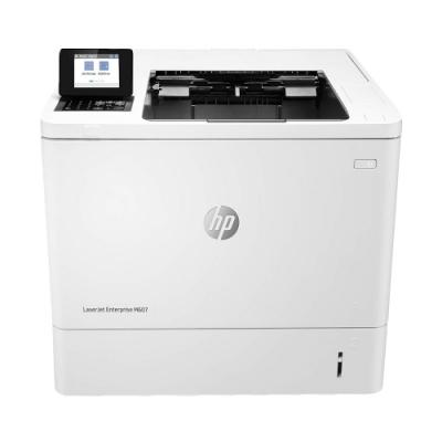 HP LaserJet Enterprise M607dn 黑白雷射印表機