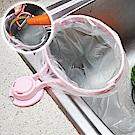 EZlife吸盤水槽廚餘垃圾架