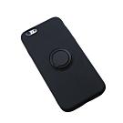 My Colors 液態膠系列支架款 iPhone 6/6s Plus 矽膠 指環扣 保護殼