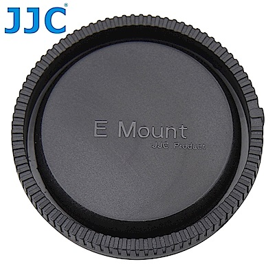 JJC Sony副廠鏡頭後蓋L-R9(R)相容ALC-R1EM適E-mount卡口
