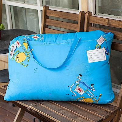 戀家小舖 / 兒童標準睡袋  探險活寶歌唱篇  高密度磨毛布  台灣製