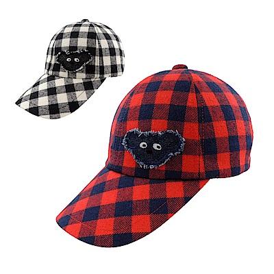 WHY AND 1/2 格子棒球帽 多色可選