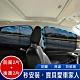 【super舒馬克】磁吸式汽車遮陽簾-蜂巢網紗款-弧形前窗2片+方形後窗2片 product thumbnail 1