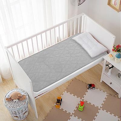 精靈工廠 幼兒專用 吸濕排汗專利 兒童防水保潔墊65X125cm