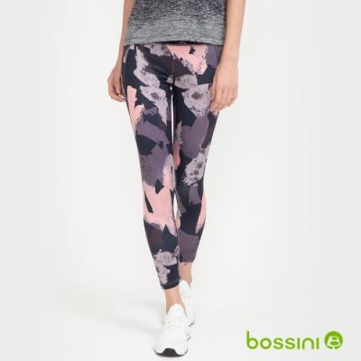 bossini女裝-速乾內搭長褲混色