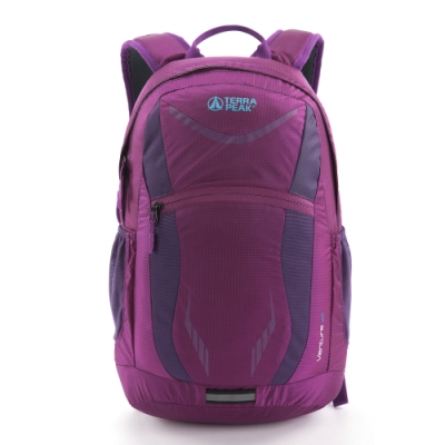 英國TERRA PEAK 都市休旅背包(Venture 22)-紫梅色