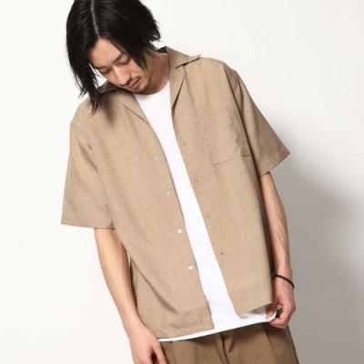ZIP日本男裝 ZIP FIVE短袖開襟襯衫開領襯衫(20色)