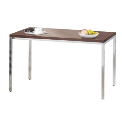 H&D 艾迪4尺胡桃餐桌
