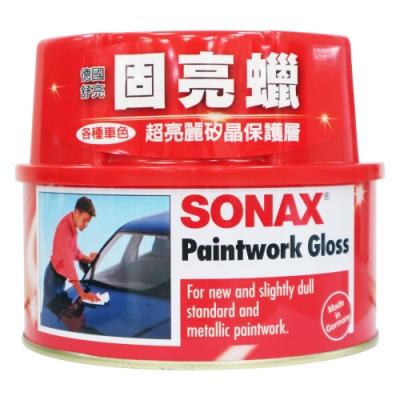 SONAX 固亮蠟500ml-急速配