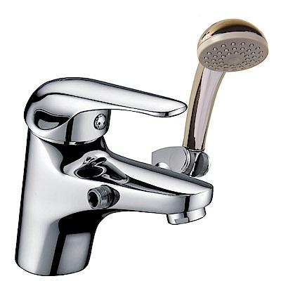 I-Bath YSF202面盆/沐浴兩用龍頭(鉻色配件)