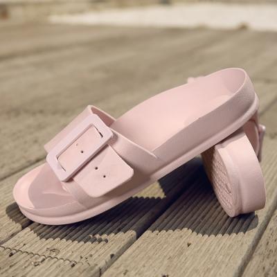 BUNNY LIFE 歐風軟底舒適防滑女拖鞋-3色可選