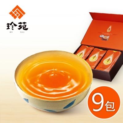 珍苑‧蒸雞精(9包/盒) (年菜預購)