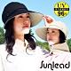 Sunlead 三用款。防曬護頸多機能遮陽帽/護頸帽/登山帽 (黑色) product thumbnail 1