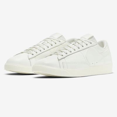 NIKE 休閒鞋 滑板鞋 小白鞋 運動鞋 女鞋 白 AV9370-120 Blazer Low LE