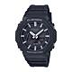 CASIO卡西歐 G-SHOCK 八角形錶殼 GA-2100-1A_45.4mm product thumbnail 1