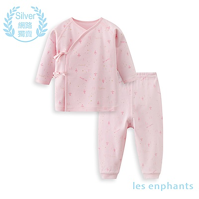 les enphants 精梳棉系列森林六條帶套裝(共2色)