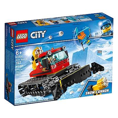 樂高LEGO 城市系列 - LT60222 路道鏟雪車