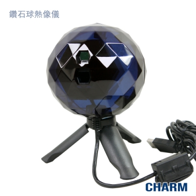 CHARM 鑽石球熱像儀 台灣製 AD-TS064U