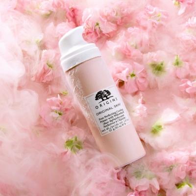 【官方直營】Origins 品木宣言 天生麗質粉美肌涼感妝前慕斯60ml