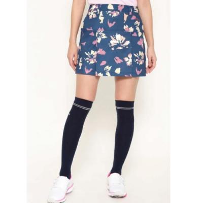 Callaway 櫻花印花女士短裙 藍 252-0128803-111