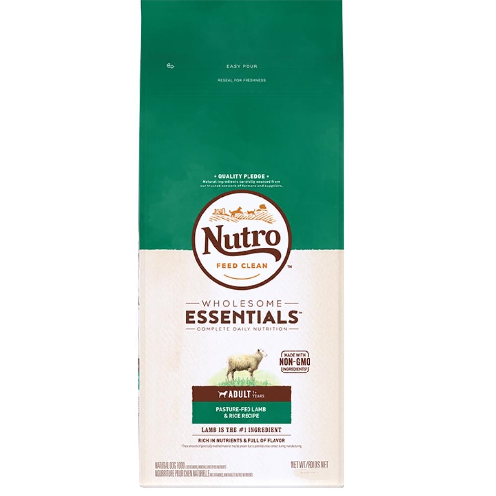 美士 全護營養系列-成犬配方 (牧場小羊+健康米) 5磅