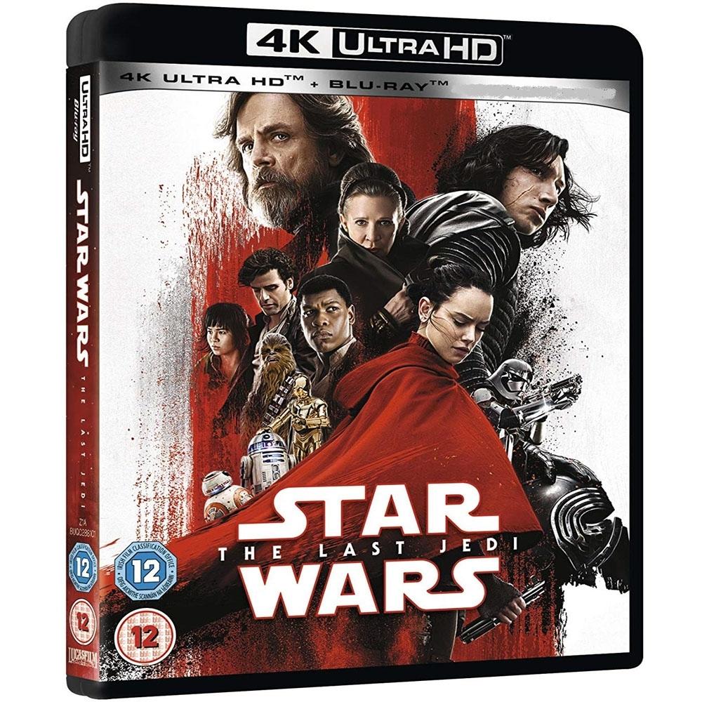 STAR WARS:最後的絕地武士 4K UHD+BD 雙碟限定版
