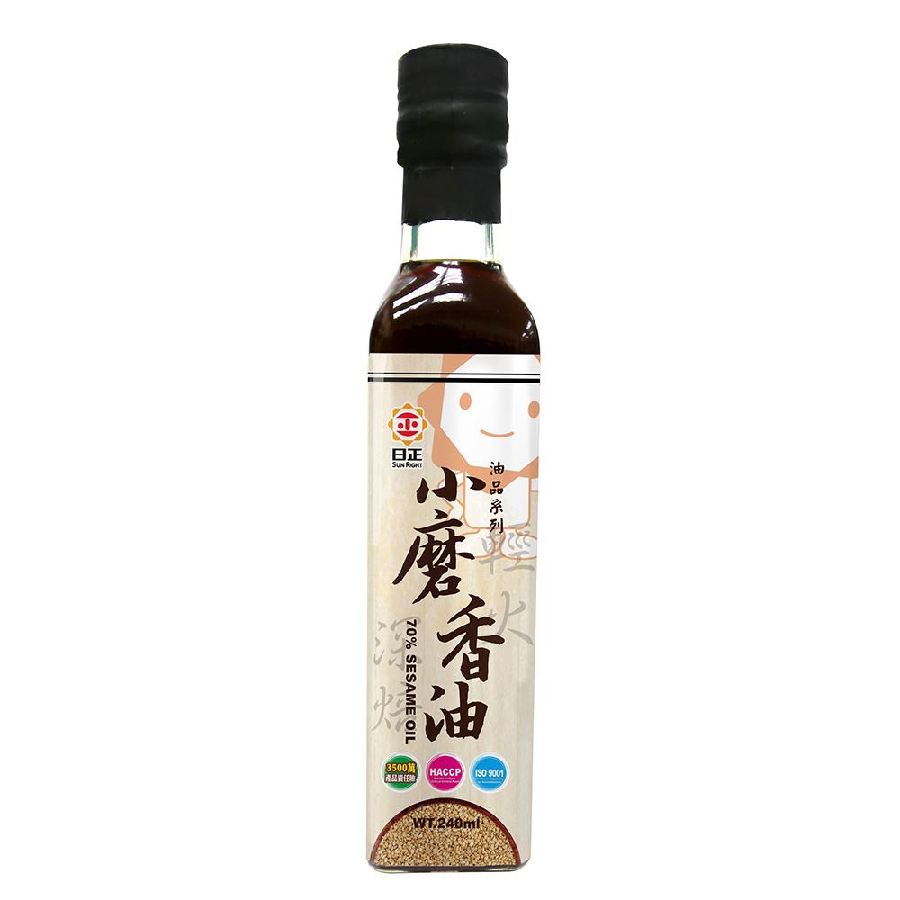 日正 小磨香油(240ml)