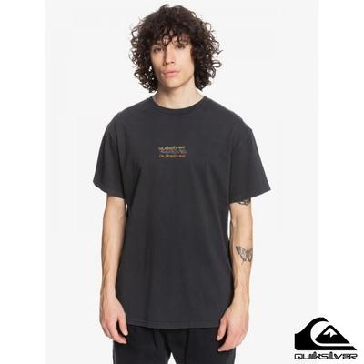 【QUIKSILVER】OG TANGLED SS T恤 黑色