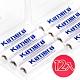 Kamera 4號 低自放鎳氫充電電池 AAA KA-4LSD (12入) product thumbnail 1