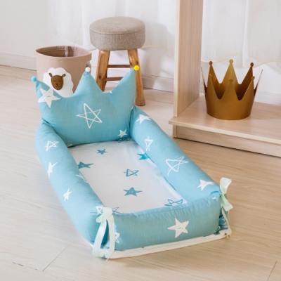 [Kori Deer 可莉鹿] 造型純棉多功能床中床無被子