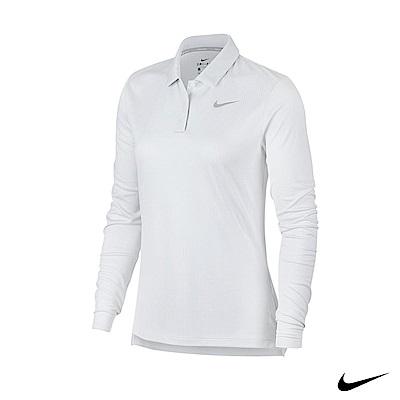 Nike 女子高爾夫長袖Polo 929536-100