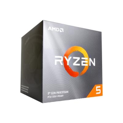 AMD Ryzen 5 3600X 六核心處理器《3.8GHz/AM4》