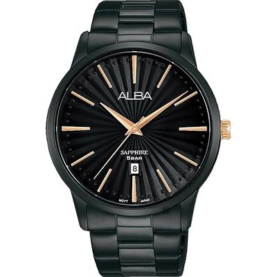 ALBA 雅柏 PRESTIGE系列東京時尚流行手錶(AG8K89X5/VJ32-X319SD)-41mm