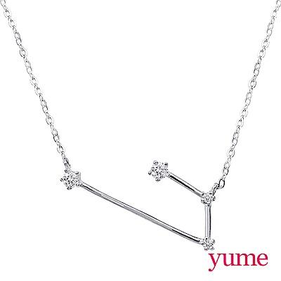 YUME12星座守護神項鍊