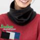 Sunlead 兩用式保暖防風純色軟帽/脖圍 product thumbnail 1