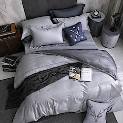 OLIVIA   羅蘭德  雙人床包被套四件組 棉天絲