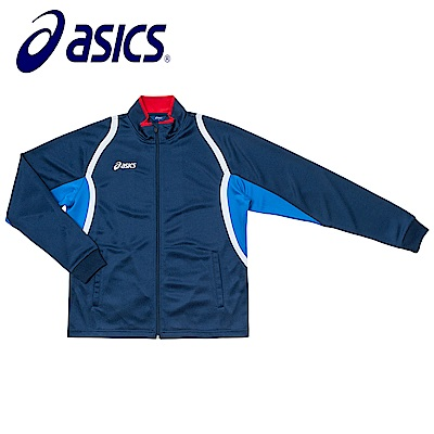 Asics 亞瑟士 男女針織外套 藏青藍 K11503-5043