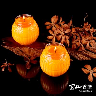 【富山香堂】光明之燈 神桌專用 點燈指路 5號酥油燈葫蘆造型_黃色1組2個_3入組共6個