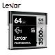 Lexar 3500x CFast 2.0 記憶卡 64GB 公司貨 product thumbnail 1