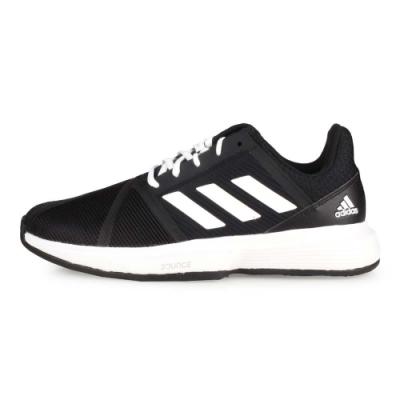 ADIDAS 男 網球鞋 CourtJam Bounce M 黑白