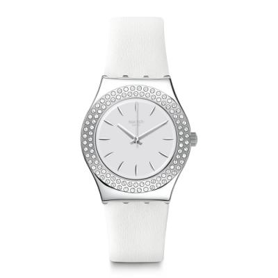 Swatch I Medium Standard 金屬系列手錶 星光閃耀-33mm