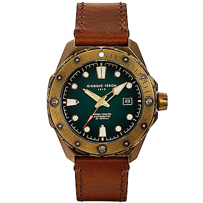 GIORGIO FEDON 1919 海行者無限海洋系列機械錶(GFCJ007)