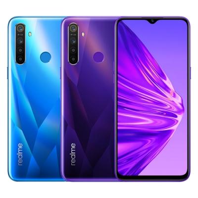realme 5 4G/128G 6.5吋水滴螢幕電量猛獸級手機
