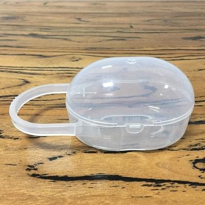 Baby童衣 橢圓形安撫奶嘴收納盒 奶嘴防塵盒 88794